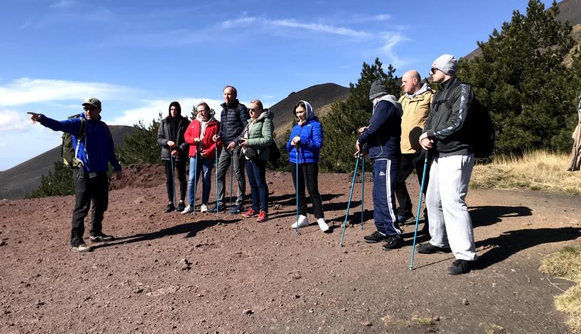 Etna Tour - Vulcano Etna