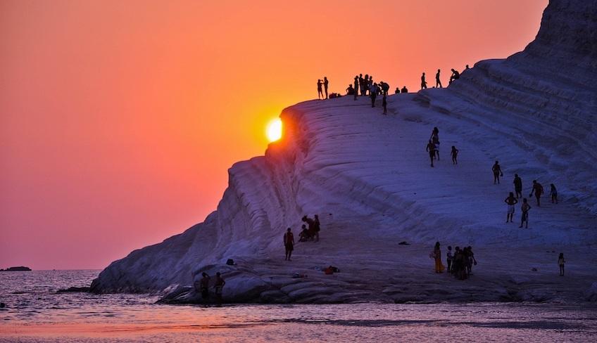 escursione scala dei turchi agrigento mare cosa fare ad agrigento