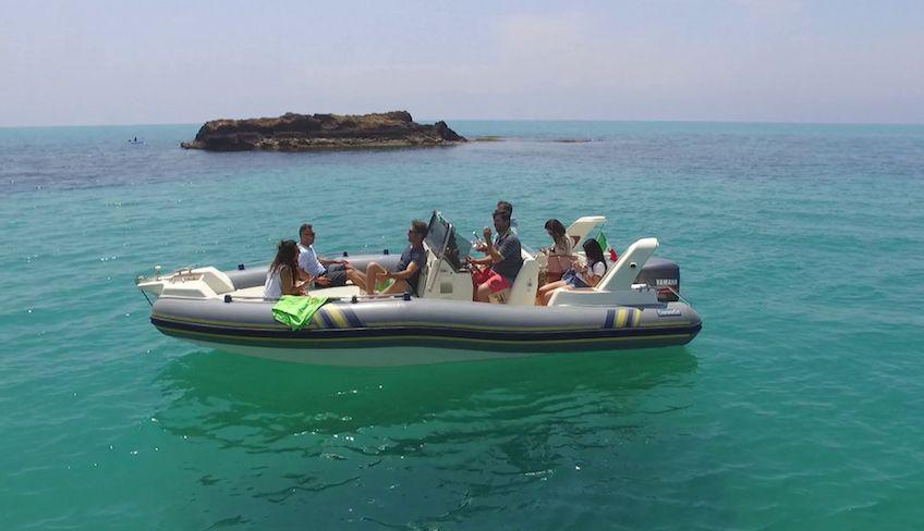 escursione scala dei turchi - agrigento mare