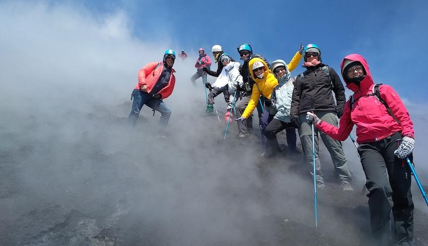 escursioni etna-trekking etna-Trekking sull etna