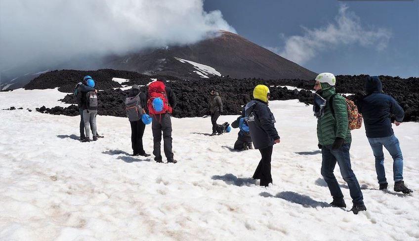 escursioni etna - trekking etna