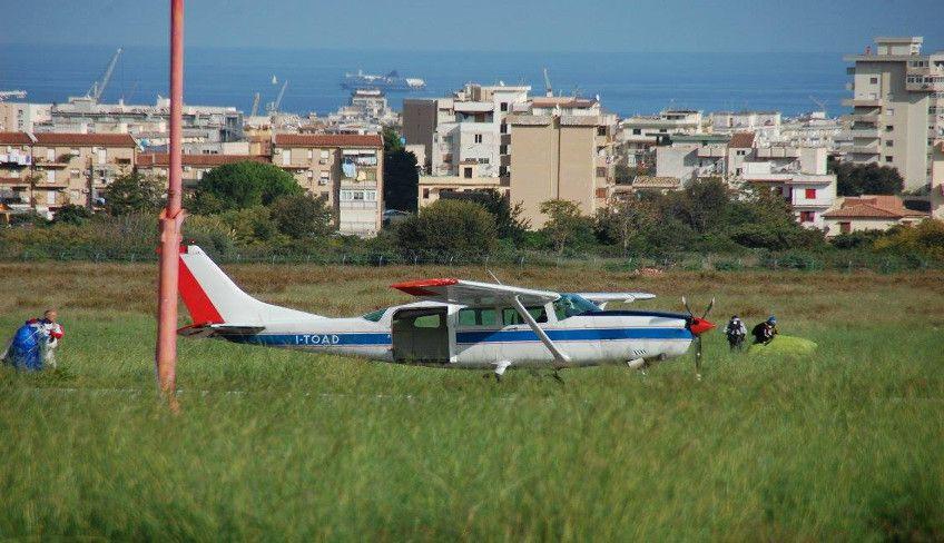 paracadutismo palermo - paracadutismo sicilia