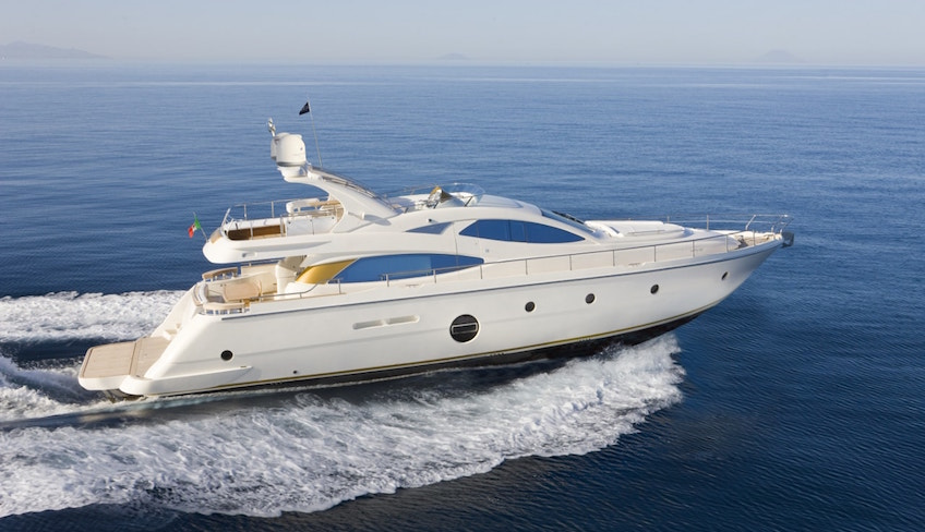 Yacht Eolie-tour delle eolie-Eolie in barca