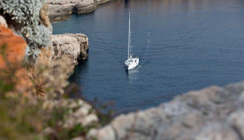 crociera isole eolie da milazzo - eolie in barca