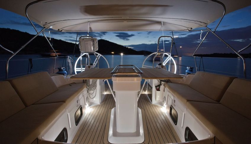 noleggio barche milazzo - crociera in barca a vela eolie