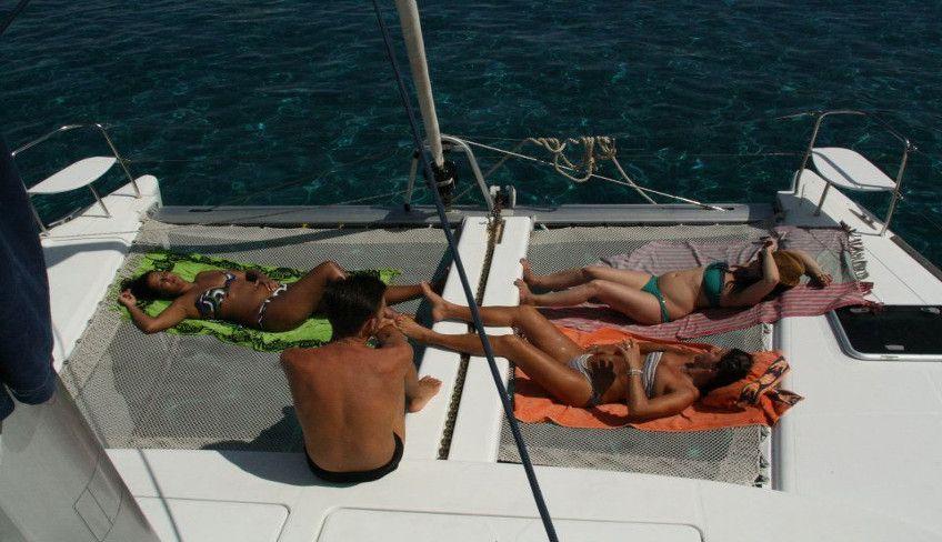 egadi in barca - isole egadi vacanze