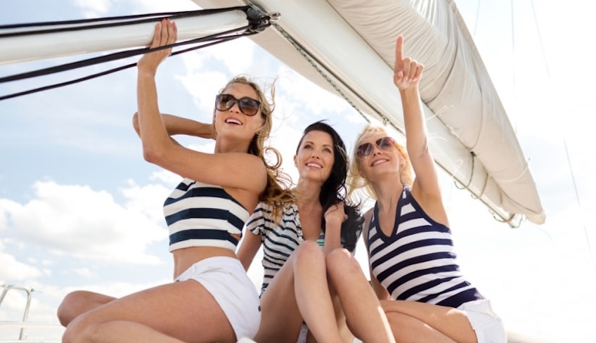 Egadi Vacanze Tour Egadi Settimana in barca a vela