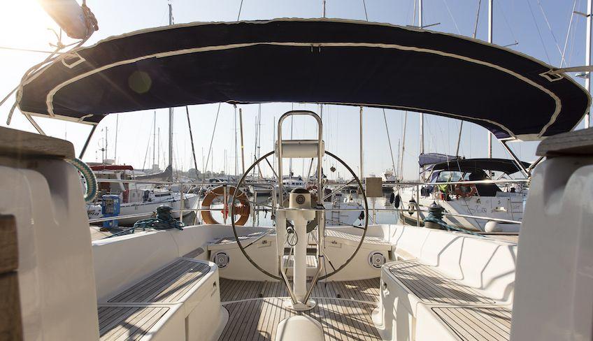 vacanze in barca a vela egadi - egadi in barca
