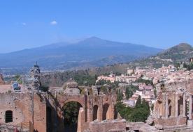 catania taormina - visitare taormina