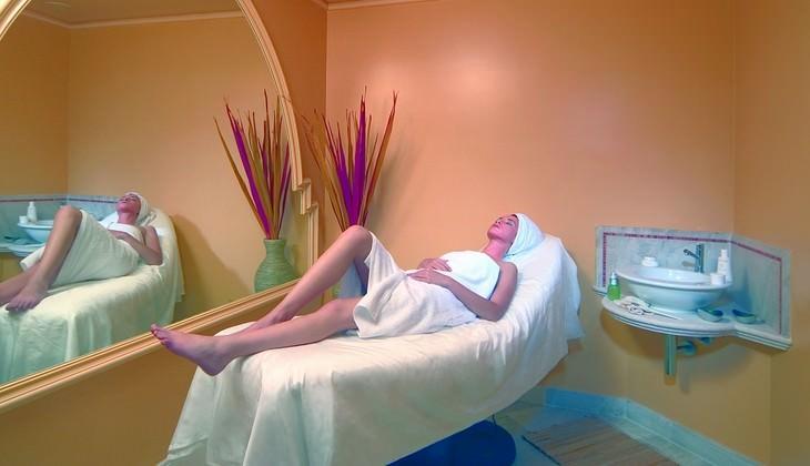 hotel spa sicilia - centro benessere etna