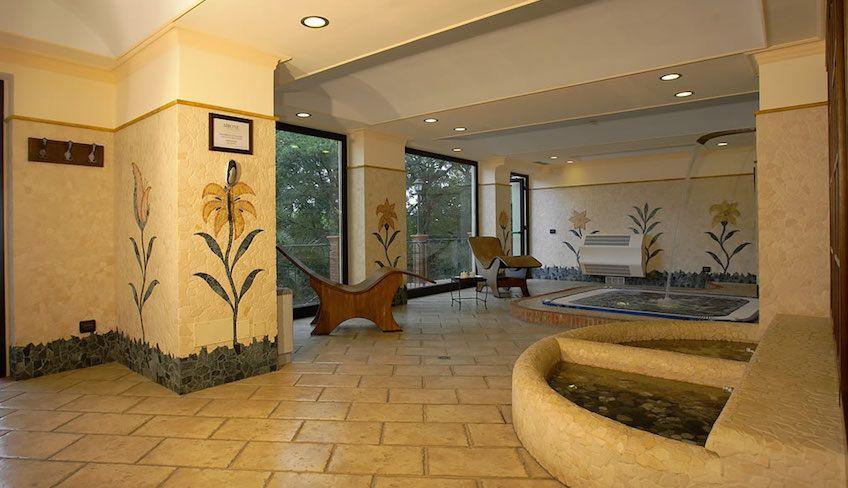 Centro benessere Zafferana: romantico soggiorno di coppia alle pendici  dell\'Etna in hotel centro benessere catania