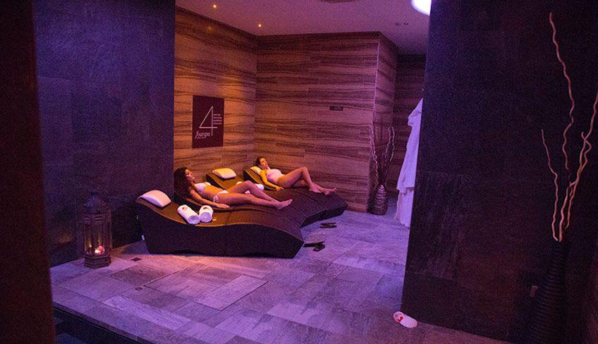 hotel con spa catania - hotel con centro benessere catania