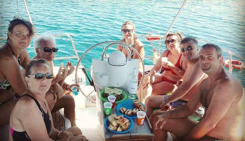 Escursioni in barca Favignana - escursioni egadi