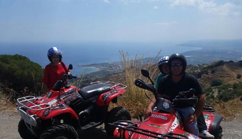 escursioni quad taormina - escursioni taormina
