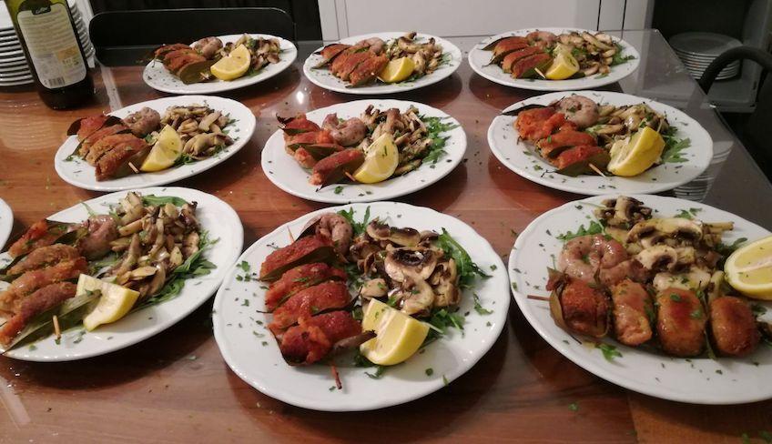 Chef a domicilio Palermo - Cuoco a domicilio Palermo