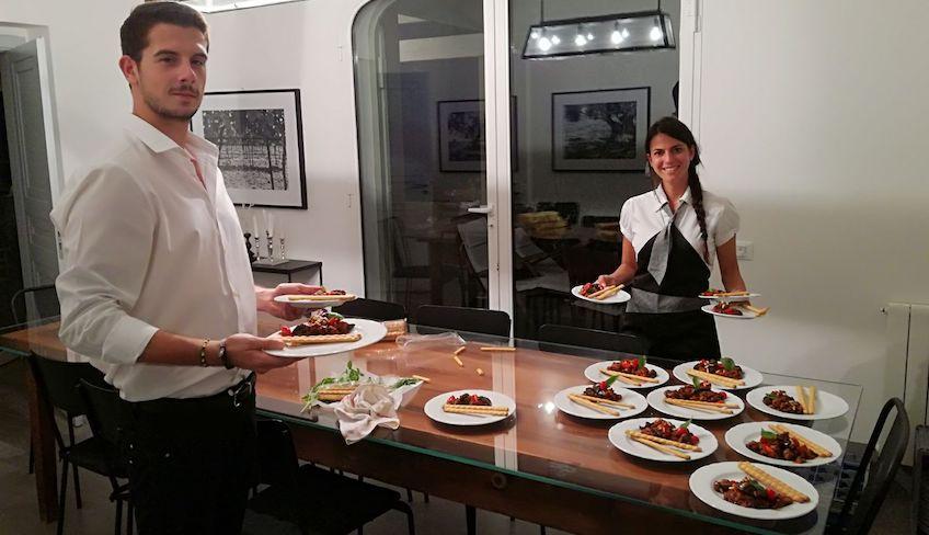 Chef a domicilio Palermo-Cuoco a domicilio Palermo-Cena a domicilio Palermo