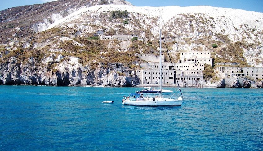 Escursioni Eolie  - Giro delle Eolie in barca